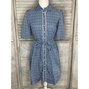 Vintage Dress Original Penguin Blue Size 4